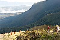 Brumadinho_MG, Brasil...Estalagem do Mirante, fica no alto da serra da Moeda a 1.200 m.   A pousada localizada no municipio de Brumadinho, Minas Gerais...Estalagem do Mirante in serra da Moeda. Its is located in Brumadinho, Minas Gerais...Foto: RODRIGO LIMA / NITRO