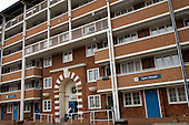 Lyon House on Octavia Housing and Care's Wilcove Estate in Marylebone, London
