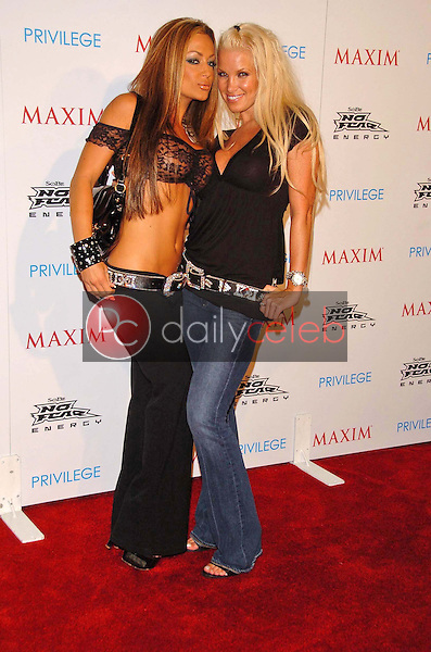 Lauren Wilman and Tina Jordan<br />