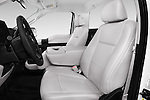 Front seat view of 2016 Ford F 150 XL 2 Door Pickup Front Seat  car photos