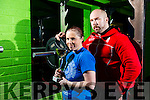 Local woman  Danielle O'Sullivan comes 4th in World Power Lifting Championships in Riva del Garda Italy here with trainer David Nelligan