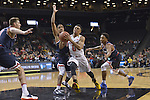 BROOKLYN, NY - NOVEMBER 25:  during the Barclays Center Classic at the Barclays Center on Nov. 25, 2016 in the Brooklyn borough of New York City.  (Photo by Porter Binks) *** Local Caption ***