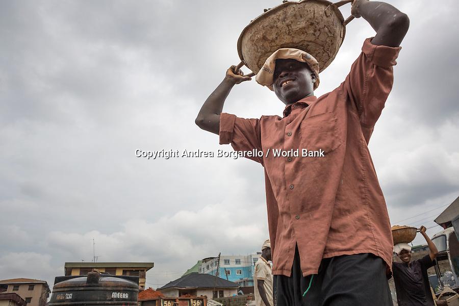 Nigeria, Anambra State, NEWMAP, World Bank Gully erosion