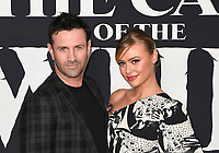 "13 February 2020 - Hollywood, California - Adam Fergus and Hayley Erin. ""The Call of the Wild"" Twentieth Century Studios World Premiere held at El Capitan Theater. Photo Credit: Dave Safley/AdMedia"