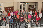 Pupils of sixth class Presentation Convent Listowel of 1963 who had a reunion in The Listowel Arms Hotel on Friday night.....   Copyright Kerry's Eye 2008
