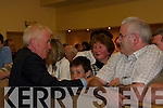 North Kerry Election Count Brandon Hotel 25th May Electing Jimmy Deenihan Martin Ferris and Tom McEllistrim
