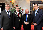 5-3-2012 HOTELIERS CONFERNCE KILKENNY MONDAY: at the IHF conference in the Hotel Kilkenny on Monday..Picture by Don MacMonagle...pic from IHF