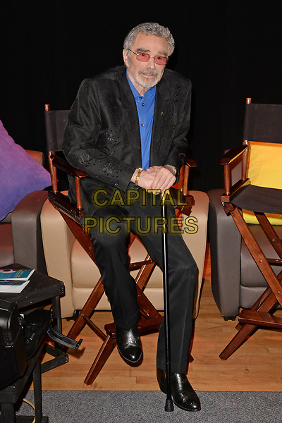 BOCA RATON - APRIL 06: Burt Reynolds poses for a portrait during The Student Showcase of Films during The Palm Beach International Film Festival held at Lynn University on April 6, 2018 in Boca Raton, Florida.  <br /> CAP/MPI/04<br /> &copy;04/MPI/Capital Pictures