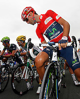 Alejandro Valverde during the stage of La Vuelta 2012 between Barakaldo and Valdezcaray.August 21,2012. (ALTERPHOTOS/Paola Otero) /NortePhoto.com