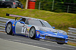 Ron Johnson/Piers Johnson - Speedworks Motorsport Chevrolet Corvette Z06R