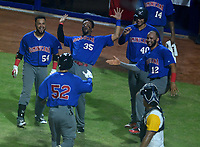Colombia vs Republica Dominicana, Estadio Beisbol Edgar Renteria, Barranquilla. 02-06-2018