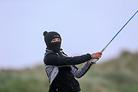 Sophie Lamb (ENG) during the first round of the Irish Womans Open Strokeplay Championship, Co Louth Golf Club, Baltray, Drogheda, Co Louth, Ireland. 11/05/2018.<br /> Picture: Golffile | Fran Caffrey<br /> <br /> <br /> All photo usage must carry mandatory copyright credit (&copy; Golffile | Fran Caffrey)
