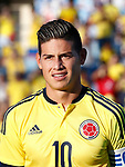 Colombia's James Rodriguez during international friendly match. June 13,2017.(ALTERPHOTOS/Acero)