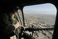 RC: Departure from the Palace in Kabul, Afghanistan en route to Bagram Airfield, Afghanistan.