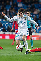 Real Madrid Mateo Kovacic during King's Cup match between Real Madrid and CD Numancia at Santiago Bernabeu Stadium in Madrid, Spain. January 10, 2018. (ALTERPHOTOS/Borja B.Hojas) /NortePhoto.com NORTEPHOTOMEXICO