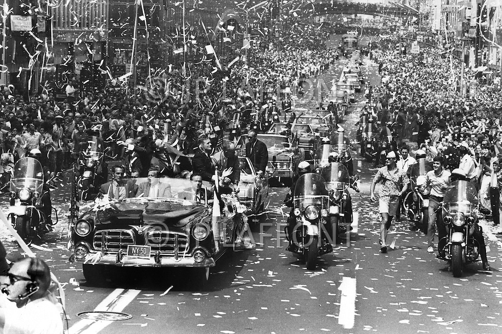 New York City, NY - August 13, 1969 <br />