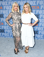 07 August 2019 - Los Angeles, California - Tori Spelling, Jennie Garth. FOX Summer TCA 2019 All-Star Party held at Fox Studios. <br /> CAP/ADM/BT<br /> ©BT/ADM/Capital Pictures