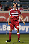 05 June 2009: Chicago's Brian McBride. The Houston Dynamo defeated the Chicago Fire 1-0 at Toyota Park in Bridgeview, Illinois in a regular season Major League Soccer game.