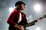 AC/DC performs at the Coachella Valley Music and Arts Festival in Indio, California April 10, 2015. (Photo by Kendrick Brinson)