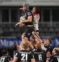 Stephan Lewies of the Cell C Sharks during the Vodacom Super Rugby match between the Cell C Sharks and the Emirates Lions the at Growthpoint Kings Park in Durban, South Africa. 15th July 2017(Photo by Steve Haag)