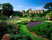 Tom Mackie, FLOWERS, photos, Queen's Garden, Sudeley Castle, Winchcombe, Gloucestershire, England, GBTM990417-4,#F# Garten, jardín