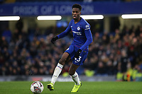 Ike Ugbo of Chelsea in action during Chelsea Under-21 vs Peterborough United, Checkatrade Trophy Football at Stamford Bridge on 9th January 2019