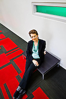 Christine Peterson pictures: Executive portrait photography of Christiner Peterson Foresight Institute, by San Francisco corporate photographer Eric Millette