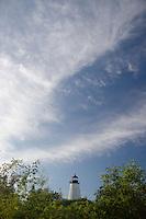 Dyce's Head Lighthouse, Castine, Maine, US