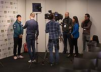 Rotterdam, Netherlands, 10 februari, 2019, Ahoy, Tennis, ABNAMROWTT, KEI NISHIKORI (JPN) Photo: Henk Koster/tennisimages.com