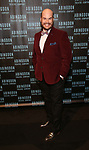 Aaron Kaburick attends the Abingdon Theatre Company Gala honoring Donna Murphy on October 22, 2018 at the Edison Ballroom in New York City.