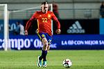 Gerard Deulofeu of Spain during the friendly match between Spain and Colombia at Nueva Condomina Stadium in Murcia, jun 07, 2017. Spain. (ALTERPHOTOS/Rodrigo Jimenez)
