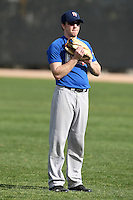 January 16, 2010:  Andrew (Andy Drew) Byers (Columbia, MO) of the Baseball Factory Great Lakes Team during the 2010 Under Armour Pre-Season All-America Tournament at Kino Sports Complex in Tucson, AZ.  Photo By Mike Janes/Four Seam Images