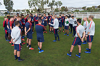USMNT Training, January 16, 2019