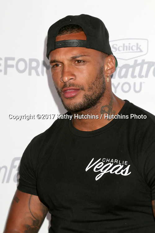LOS ANGELES - MAY 17:  David Mcintosh at the OK! Magazine Summer Kick-Off Party at the W Hollywood Hotel on May 17, 2017 in Los Angeles, CA