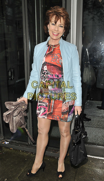 LONDON, ENGLAND - MAY 01: Kathy Lette attends the &quot;Sunny Afternoon&quot; press night performance, Hampstead Theatre, Eton Avenue, Swiss Cottage, on Thursday May 01, 2014 in London, England, UK.<br /> CAP/CAN<br /> &copy;Can Nguyen/Capital Pictures
