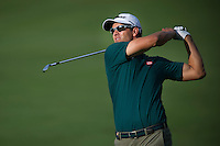 Australia's, Adam Scott, in action during the opening round of the US PGA Championship at Valhalla (Photo: Anthony Powter) Picture: Anthony Powter / www.golffile.ie