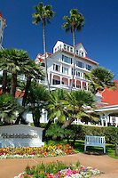 The Hotel Del Coronado, San Diego, California