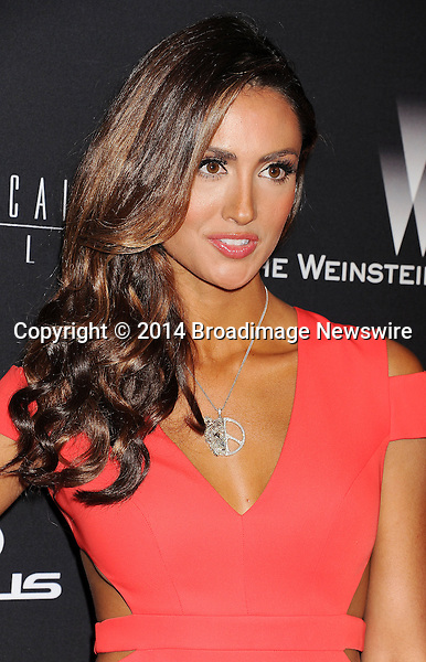 Pictured: Katie Cleary<br /> Mandatory Credit &copy; Joseph Gotfriedy/Broadimage<br /> The Weinstein Company &amp; Netflix 2014 Golden Globes After Party - Arrivals<br /> <br /> 1/12/14, Beverly Hills, California, United States of America<br /> <br /> Broadimage Newswire<br /> Los Angeles 1+  (310) 301-1027<br /> New York      1+  (646) 827-9134<br /> sales@broadimage.com<br /> http://www.broadimage.com