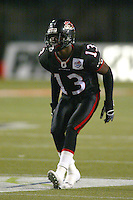 Eric Lee Ottawa Renegades 2003. Photo Scott Grant