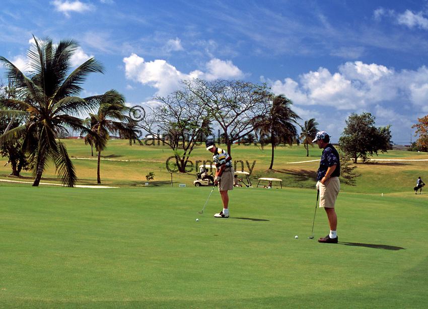BRB, Barbados, Barbados Golf Club: 18 Loch Golfplatz | BRB, Barbados, Barbados Golf Club: 18 hole Golf Course