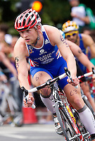 04 JUL 2010 - ATHLONE, IRL - Philip Graves (GBR) - European Elite Mens Triathlon Championships (PHOTO (C) NIGEL FARROW)