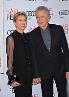 LOS ANGELES, CA. November 16, 2016: Actress Annette Bening husband actor/director Warren Beatty at the gala screening for &quot;20th Century Women&quot;, part of the AFI FEST 2016, at the TCL Chinese Theatre, Hollywood.<br /> Picture: Paul Smith/Featureflash/SilverHub 0208 004 5359/ 07711 972644 Editors@silverhubmedia.com
