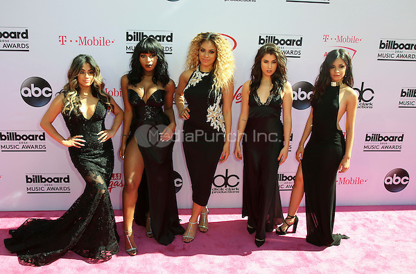 LAS VEGAS, NV - MAY 22: Ally Brooke, Normani Kordei, Dinah Jane, Lauren Jauregui, Camila Cabello attends the 2016 Billboard Music Awards at T-Mobile Arena on May 22, 2016 in Las Vegas, Nevada. Credit: Parisa/MediaPunch.