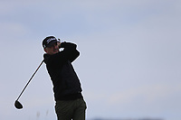 Michael Sinclair (Knock) during the first round of matchplay at the 2018 West of Ireland, in Co Sligo Golf Club, Rosses Point, Sligo, Co Sligo, Ireland. 01/04/2018.<br /> Picture: Golffile | Fran Caffrey<br /> <br /> <br /> All photo usage must carry mandatory copyright credit (&copy; Golffile | Fran Caffrey)