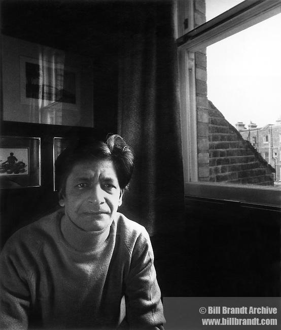 V.S. Naipaul, 1976