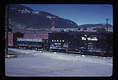 D&amp;RGW stock car #5404 at Durango.<br /> D&amp;RGW  Durango, CO