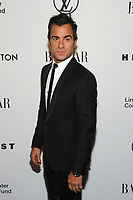 NEW YORK, NY - NOVEMBER 30: Justin Theroux at the Lincoln Center Corporate Fund Gala at Alice Tully Hall in New York City on November 30, 2017. Credit: John Palmer/MediaPunch NortePhoto.com. NORTEPHOTOMEXICO