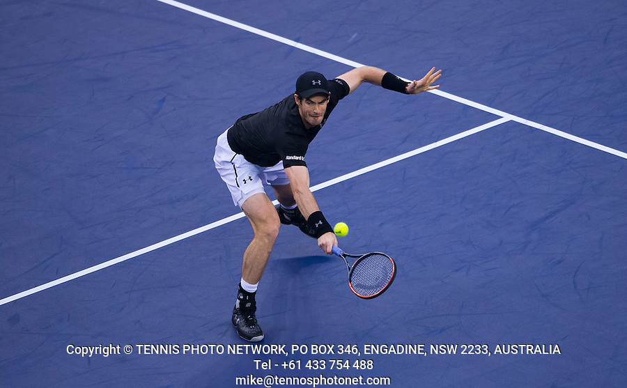 ANDY MURRAY (GBR)<br /> <br /> TENNIS - ROLEX SHANGHAI MASTERS - QI ZHONG TENNIS CENTER - MINHANG DISTRICT - SHANGHAI - CHINA - ATP 1000 - 2016  <br /> <br /> <br /> <br /> &copy; TENNIS PHOTO NETWORK