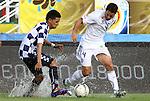Once Caldas vencio a Boyacá Chicó FC 3x1 en el estadio palogrande en la liga postobon del futbol colombiano