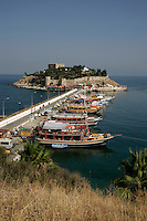 Dove island, Kusadasi, Turkey